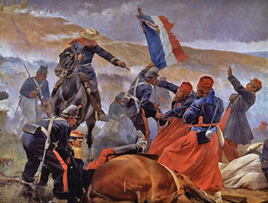 French-Mexican War 1861-1867