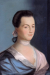 Abigail Smith Adams by Benjamin Blyth