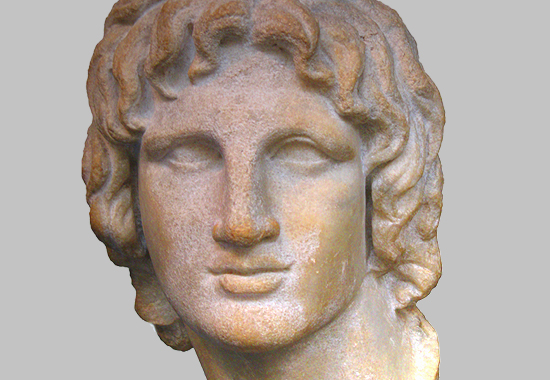 Alexander III the Great 356-323 BC