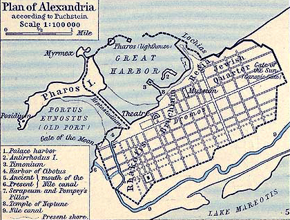 of Alexandria 30 BC