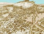 Ancient Athens - Points of Interest - 5th Century