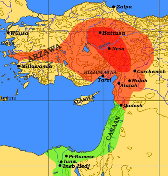 Governments of Ancient Anatolia