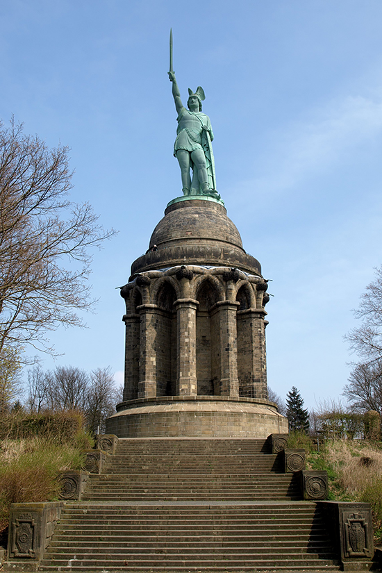 Arminius Monument Germany