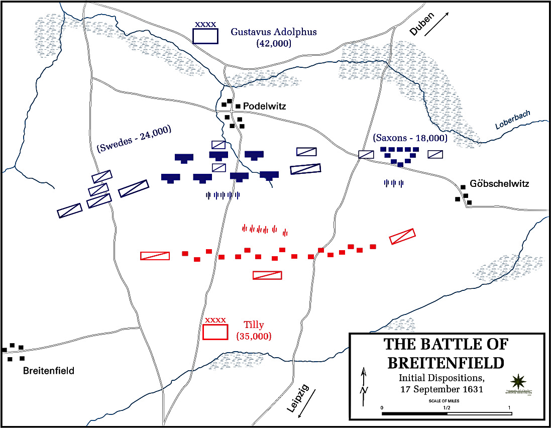 the battle breitenfeld essay