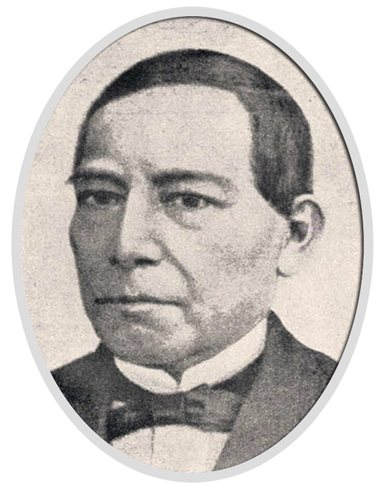 BENITO JUAREZ - MEXICO'S FIRST CONSTITUTIONAL PRESIDENT