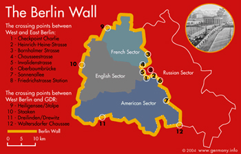 Berlin Wall   History Dictionary