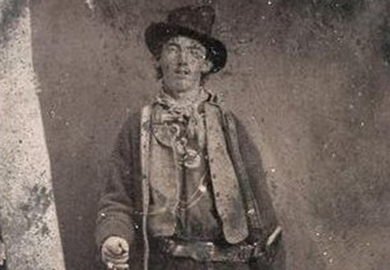 Billy the Kid 1859 (?) - 1881