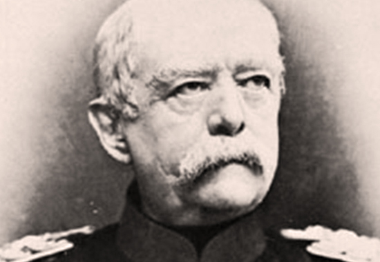 OTTO VON BISMARCK - CREATOR OF THE GERMAN EMPIRE