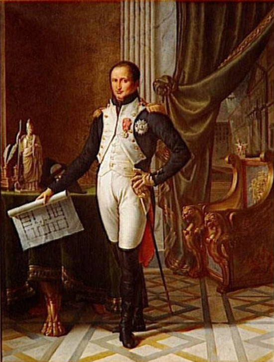 Joseph Bonaparte, King of Spain (1768-1844)