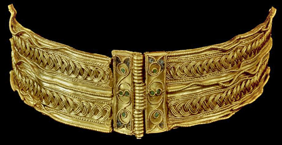 Celtic Bracelet - British Museum London