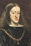 Charles II the Mad 1661-1700