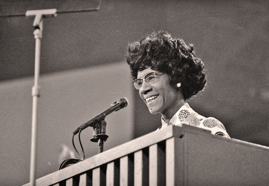 shirley chisholm speech essay Shirley anita st hill chisholm, for the equal rights amendment (10 august 1970) [1] mr speaker, house joint resolution 264, before us today, which provides for equality under the law for.
