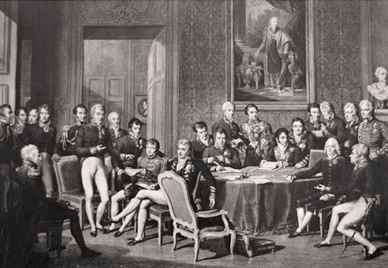 Final Act of the Congress of Vienna 1815