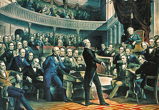 Daniel Webster Compromise Of 1850