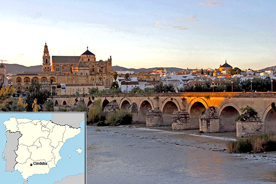 Roman Bridge, Córdoba, Spain