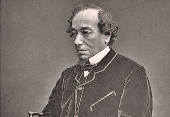 ON THE PRINCIPLES OF THE CONSERVATIVE PARTY - DISRAELI 1872