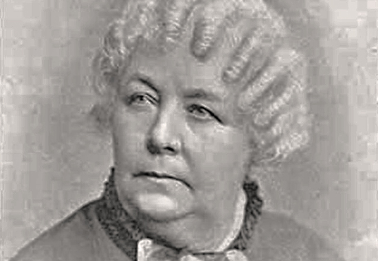ONLY GETTING BETTER WITH AGE - ELIZABETH CADY STANTON