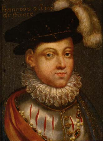 Francis II of France 1544 - 1560