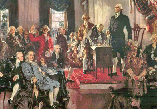 a history of james madison and benjamin franklins involvement in the constitutional convention The constitutional convention  a narrative history from the notes of james madison  john dickinsons and benjamin franklins handwritten drafts of the.