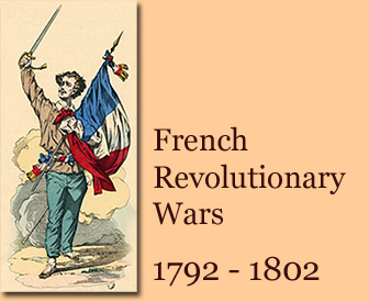 French Revolutionary Wars 1792-1802