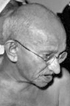 Mohandas Gandhi - Speech