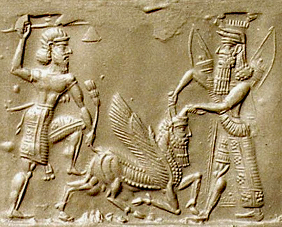 What did gilgamesh learn from enkidu