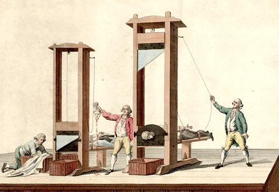 The Guillotine - 1792-1981