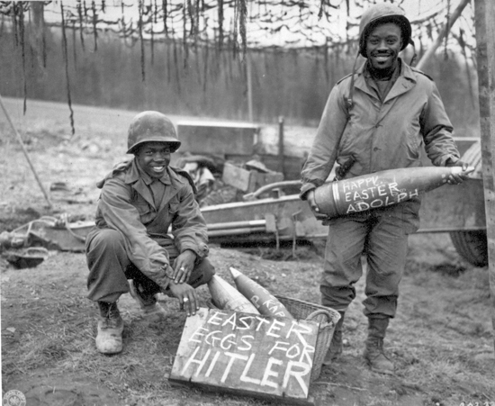 HAPPY EASTER ADOLPH