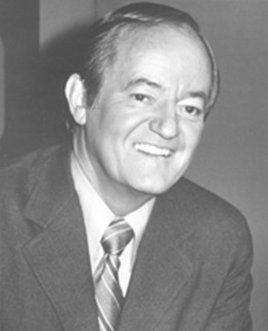 a biography of hubert h humphrey the eighth vice president of the united state