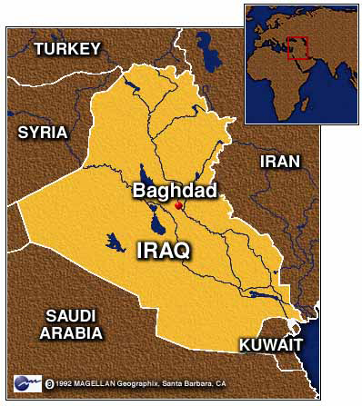 an analysis of bush administrations relation with iraq invasion of kuwait A groupthink perspective on the invasion of iraq 53 international relations and political science from why did the bush administration think that iraq's.