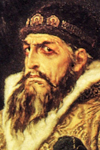 Ivan IV the Terrible 1530 - 1584