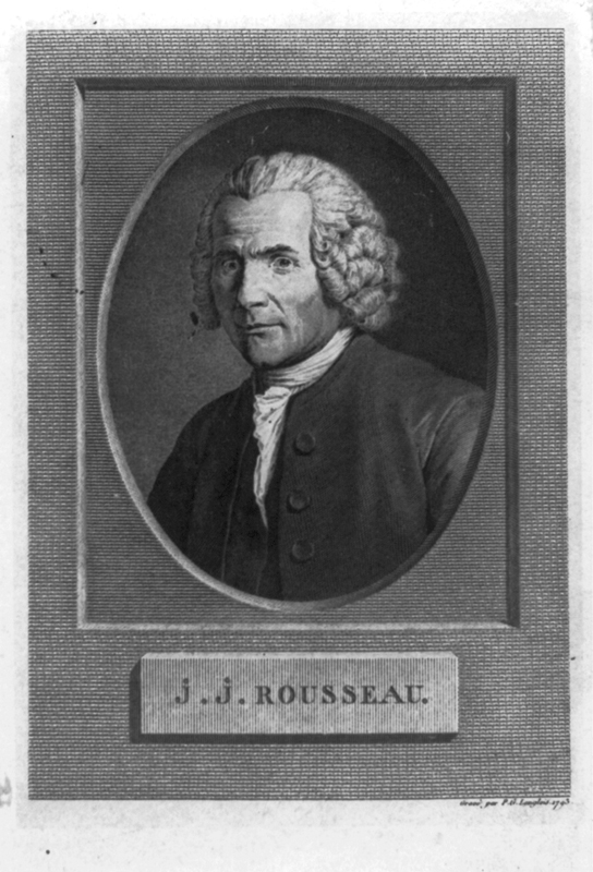 Picture Of Jeanjacques Rousseau Jeanjacques Rousseau