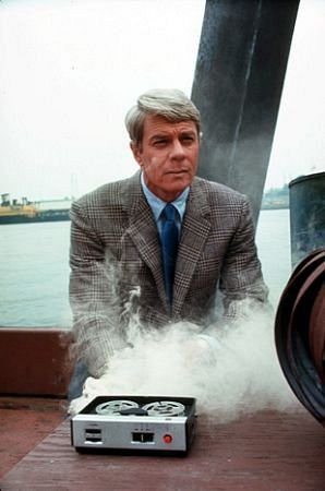 Peter Graves is Jim Phelps, a tribute to E. Howard Hunt, Jr.