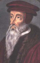 a biography of john calvin a promoter of protestantism and the father of calvinism John calvin was born in 1509 he law but in 1531 his father died giving calvin the freedom to the spread of protestantism but calvinism was the most.