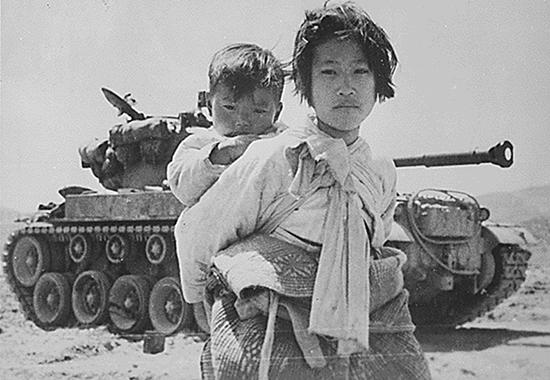 timeline of the korean war 1951