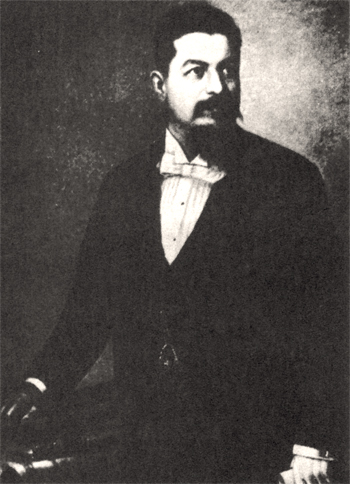 Manuel Alarcón, governor of Morelos 1895-1896 and 1896-1908