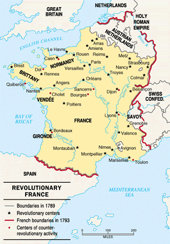 French Revolutionary Wars 17921802