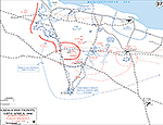 Gazala and Vicinity, Libya, North Africa 1942 - Decisive German-Italian Breakout June 12-13, 1942
