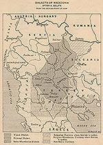 Macedonia (Dialects) 1914