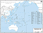 The Far East and the Pacific 1941