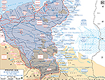 Poland in WWII: Russian Offensive to the Oder River, Operations January 12 - March 30, 1945