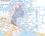 Russia 1944. Operation Bagration June 22 - August 19, 1944