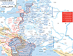 Russia 1944. Russian Balkan and Baltic Campaigns August 19 - December 31, 1944