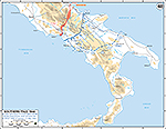 WWII Southern Italy, January 17 - May 11, 1944