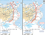 WWII Tunisia 1942/43, Race for Tunis November 17, 1942 - January 1, 1943; Axis Initiative January 1, 1943 - February 14, 1943