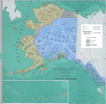 Alaska - Early Indian Tribes, Culture Areas, and Linguistic Stocks