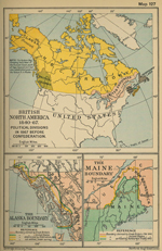 British North America 1840-1867
