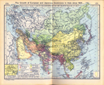 Asia since 1801