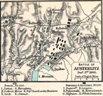 Battle of Austerlitz - December 2, 1805