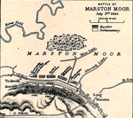 Battle of Marston Moor - July 2, 1644
